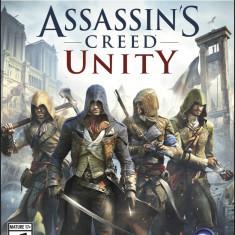 ASSASSINS'S CREED UNITY PS4 - Jocuri PS4, Actiune, 18+