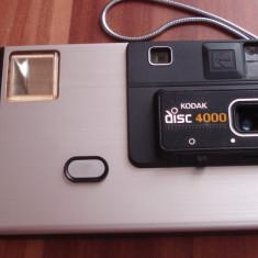Aparat foto (camera ) Kodak - disc - 4000 - Aparate foto compacte