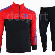 Trening barbati ADIDAS - Bluza si pantaloni conici - Model NOU - Pret Special -, Marime: S, Culoare: Din imagine