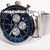 Transocean Chronograph ! ! ! Calitate Premium ! - Ceas barbatesc, Lux - elegant, Quartz, Inox, Cronograf