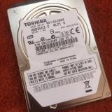 HDD laptop - Hard disc Toshiba 160GB SATA2 - stare perfecta, 100-199 GB, Rotatii: 5400, 8 MB