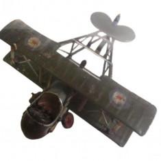 Macheta avion Biplan - Tripla Antanta - Marele Razboi scara 1:72 - Macheta Aeromodel