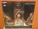 -Y-  OPERNCHORE - DER CHOR DER STAATSOPER WIEN ( EUROSTAR )