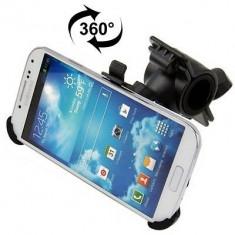 Suport bicicleta motocicleta rezistent la vibratii Samsung Galaxy S4 i9500 i9505