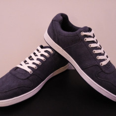 Adidas original Firetrap. - Tenisi barbati Firetrap, Marime: 42, Culoare: Albastru, Textil