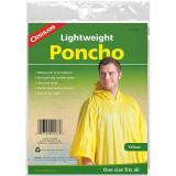 Coghlans Pelerina de ploaie Poncho Vinyl Yellow 9268 marime universala