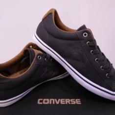 Tenisi Converse original. Livrare gratuita - Tenisi dama Converse, Culoare: Negru, Marime: 39, 39.5, Piele naturala