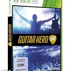 Joc Guitar Hero Live + Chitara pentru XBOX 360 - Jocuri Xbox Activision