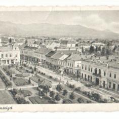 Sighetu Marmatiei 1945 - vedere