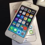 iPhone 5S Apple 32GB neverloked, Alb, Neblocat