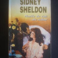SIDNEY SHELDON - MORILE DE VINT ALE ZEILOR - Roman dragoste, An: 1994