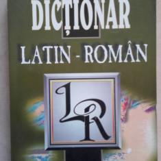 Dictionar didactica si pedagogica latin-roman