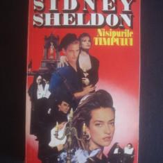 SIDNEY SHELDON - NISIPURILE TIMPULUI - Roman dragoste, An: 1994