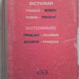 Dictionar francez-roman , roman-francez