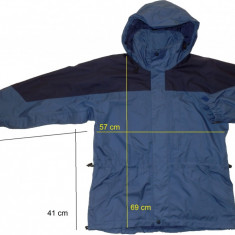 Geaca outdoor VAUDE membrana CEPLEX 2000, ventilatii (M) cod-174414 - Imbracaminte outdoor Vaude, Marime: M, Geci, Barbati