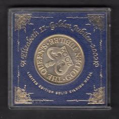 Marea Britanie Jubileul de aur 2002 Albastru 1, Europa