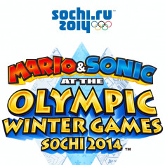 Mario & Sonic at the Sochi 2014 Olympic Winter Games - Jocuri PC Nintendo, Actiune, 12+
