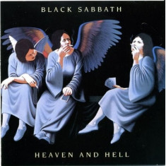 Black Sabbath Heaven Hell remastered (cd) - Muzica Rock