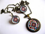 Set bijuterii model traditional 28336