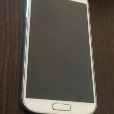 Samsung Galaxy S4 impecabil - Telefon mobil Samsung Galaxy S4, Alb, 16GB, Neblocat, Single SIM