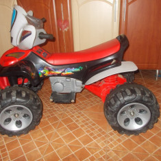 Atv electric de 12 v - Masinuta electrica copii Altele
