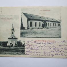 Maramures Targu Lapus - Carte Postala Maramures 1904-1918, Circulata, Printata