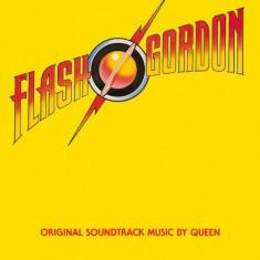 QUEEN Flash Gordon remastered 2011 (cd) - Muzica soundtrack