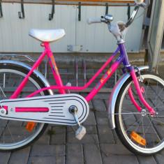 Bicicleta pentru copii Whirlwind import Germania - Bicicleta copii, 10 inch, 20 inch, Numar viteze: 1
