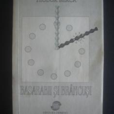 TEODOR BERCA - BASARABII SI BRANCUSI {cu autograf}