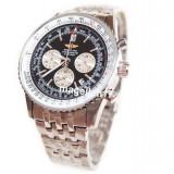 Navitimer Chronograph Stainless Steel ! Calitate Premium ! ! ! - Ceas barbatesc, Lux - sport, Quartz, Inox, Cronograf