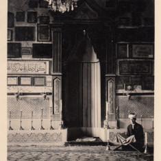 ORSOVA, INSULA ADA KALEH, MOSCHEE, FOTOGRAF OMER FEYZI BORAY ADA - KALEH - Carte Postala Oltenia dupa 1918, Necirculata, Fotografie