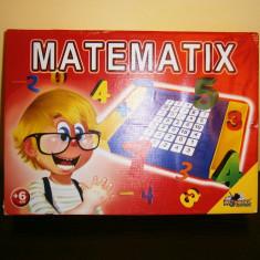 Joc Noriel MATEMATIX, pentru copii peste 6 ani! - Jocuri Litere si Cifre Altele