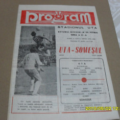 Program   UTa  -  Somesul  SM