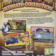 Zoo Tycoon 2 Ultimate Collection - Jocuri PC Microsoft Game Studios, Simulatoare, Toate varstele