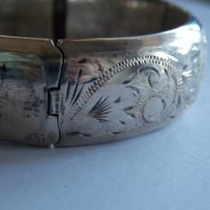 Bratara argint vintage -1341