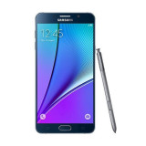 Smartphone Samsung Galaxy Note 5 N920c 32gb 4g Dark blue - Telefon Samsung, Negru, Neblocat, Single SIM