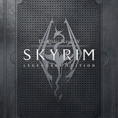 The Elder Scrolls V: Skyrim Legendary Edition Steam CD Key - Jocuri PC Bethesda Softworks, Role playing, 16+