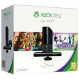 Xbox 360 Microsoft +Kinect