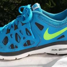 Adidasi NIKE dama nr.37, 5 originali stare de nou - Adidasi dama Nike, Culoare: Albastru