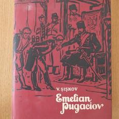 SISKOV- EMELIAN PUGACIOV- VOL II- cartonata, supracoperta - Roman istoric