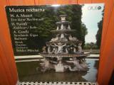 -Y-   MOZART / PURCELL / CORELLI - ORCHESTRA DE CAMERA SLOVACA - BOHDAN WARCHAL, VINIL