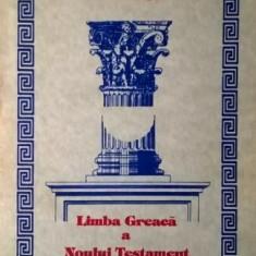 Limba greaca a Noului Testament - John F. Tipei - Carti Istoria bisericii