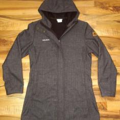 Palton softshell VAUDE BELIZE WINDPROOF 80 40/M ca nou transport inclus - Imbracaminte outdoor Vaude, Marime: M, Jachete, Femei