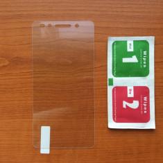 Folie Sticla Securizata / Tempered Glass pentru Huawei Honor 7 / 9H - Folie de protectie