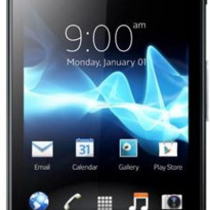 Telefon Mobil Sony Xperia Go ST27I (Negru)