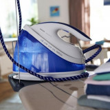 Statie de calcat Philips PerfectCare Viva GC7015/20, 2400W