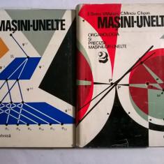 E. Botez - Masini-Unelte {2 volume}