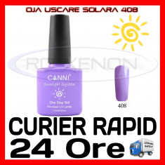 OJA USCARE SOLARA (SEMIPERMANENTA) SAU UV #408 CANNI - MANICHIURA UV, Piersica