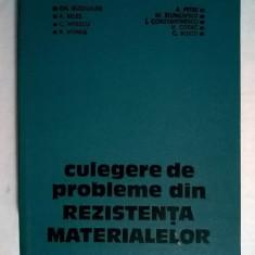 Gh. Buzdugan, s.a. - Culegere de probleme din rezistenta materialelor