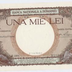 * Bancnota 1000 lei 1938 - 142 - Bancnota romaneasca